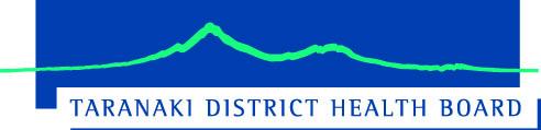 Taranaki District Health Board